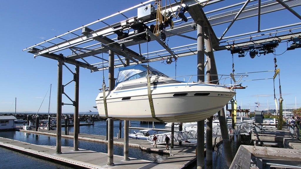 Port of Edmonds Public Boat Launch